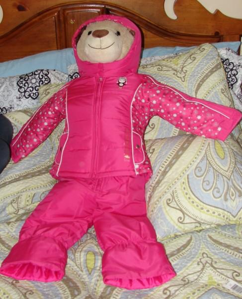 Зимняя Детская Одежда Из Канады
