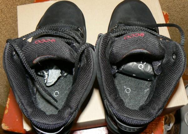 Зимняя Обувь Ecco Мужская