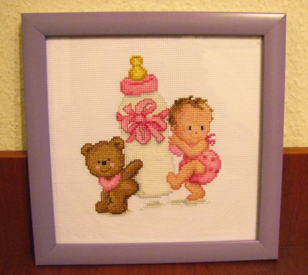 Вышивка для новорожденного фото 36