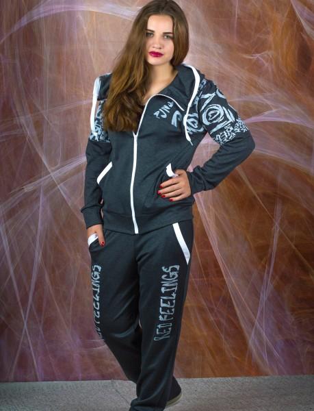 Купить женский спортивный костюм оптом в Украине недорого