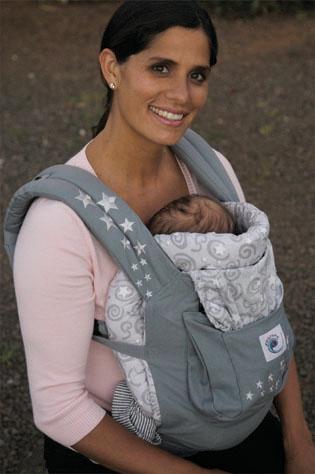 Вставка для новорожденных в эрго рюкзак