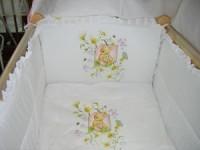 Детский постельный комплект Багира (8 ед.)