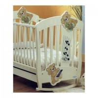 Детская кроватка Baby Italia Doremi (avorio) так же в наличии цвета noce-орех, noce anticato-темный орех
