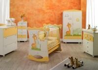Детская кроватка Baby Italia Lusi