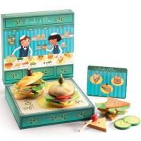 Настольная игра Djeco Бутерброд Эмили с оливкой (DJ06620)
