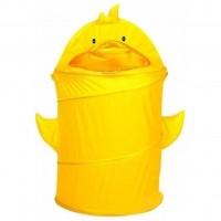 Ящик для игрушек DEVIK play joy Утенок (TO339F)