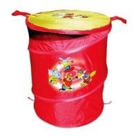 Ящик для игрушек DEVIK play joy красная (TO303Bnew)