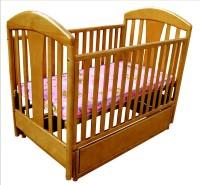 Детская кроватка Радість від ТМ Леля (качалка с ящиком)