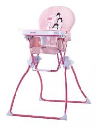 Стульчик для кормления Chipolino Tino (pink)