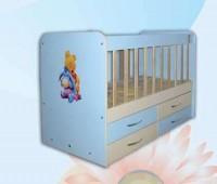 Кроватка BabyBed Furkan