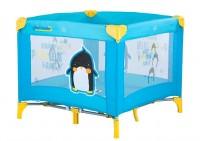 Игровой манеж Сhipolino Zoo (blue)