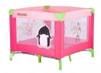 Игровой манеж Сhipolino Zoo (pink)