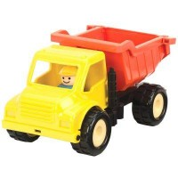 Развивающая игрушка Battat Самосвал Первые машинки (BT2453Z)