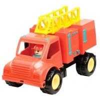 Развивающая игрушка Battat Пожарная Машина Первые машинки (BT2451Z)