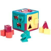 Развивающая игрушка Battat Сортер - Умный Куб (BT2404Z)