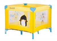 Игровой манеж Сhipolino Zoo (yellow)