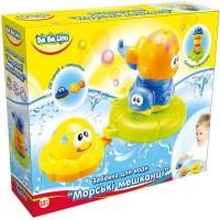 Игрушка для ванной BeBeLino Морские жители (57034)