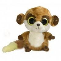 Мягкая игрушка AURORA Yoohoo Желтый Мангуст 12 см (81349D)