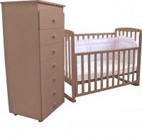 Кроватка Верес Соня ЛД12 без ящика