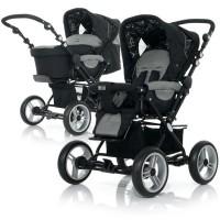 Универсальная коляска ABC Design Pramy Luxe