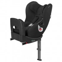 Автокресло Cybex Sirona Happy Black-black (516120001)