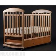 Детская кроватка Наталка с ящиком