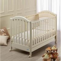 Детская кроватка Baby Italia Euro с качалками