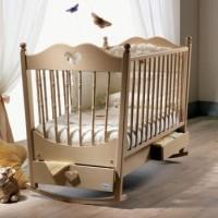 Детская кроватка Baby Italia MOLLY