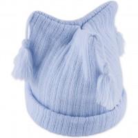 Шапочка Luvena Fortuna теплая для мальчиков (CH2249A.12-24)