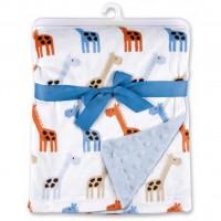 Одеяло Luvable Friends двухстороннее для мальчиков (50572 M)