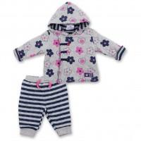Куртка Luvena Fortuna для девочек в комплекте со штанишками (EAD6513.0-3)