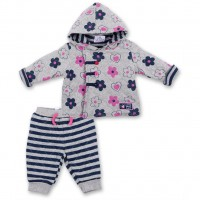 Куртка Luvena Fortuna для девочек в комплекте со штанишками (EAD6513.9-12)