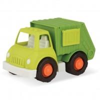 Развивающая игрушка Battat Баттатомобиль Эко-Мусоровоз (VE1003Z)