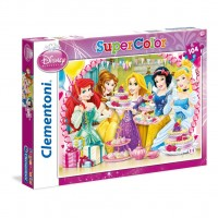 Пазл Clementoni Disney Princess 104 элемента (27914)