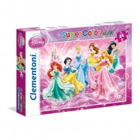 Пазл Clementoni Disney Princess 24 элемента (24466)