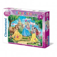 Пазл Clementoni Disney Princess 24 элемента (24447)