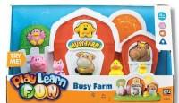 Игровой набор Keenway Ферма (31221)