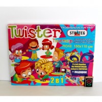 Игра Strateg Твистер 256