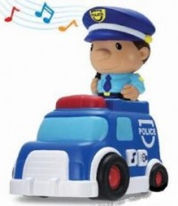 Игровой набор Keenway Полиция (12674)