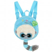 Мягкая игрушка AURORA Yoohoo Лемур голубой 18 см (90773A)