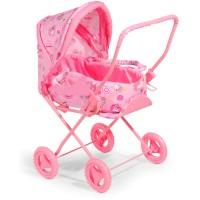 Коляска для кукл Melogo (Metr+) 9391 Розовый