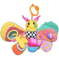 Активная игрушка-подвеска Biba Toys Забавная бабочка (024GD butterfly)