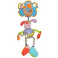Активная игрушка-подвеска Biba Toys Качающийся Пес (076BR)