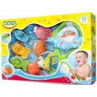 Игрушка для ванной BeBeLino Лови и Брызгай (57113)