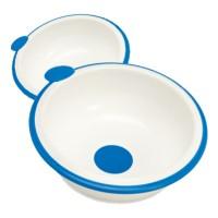 Глубокие тарелочки для кормления Dr. Brown's, 2 шт (730)