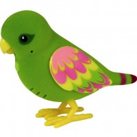 Интерактивная игрушка Moose Little Live Pets Птичка Билли (28020)