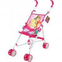 Коляска для кукол Disney Princess 8 колес (D1001P)