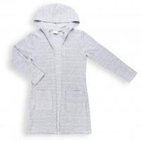 Кардиган Breeze с капюшоном (7197-140G-gray)