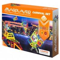 Конструктор Magplayer Набор 72 элемента (MPA-72)