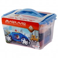 Конструктор Magplayer Набор 64 элемента (MPT-64)
